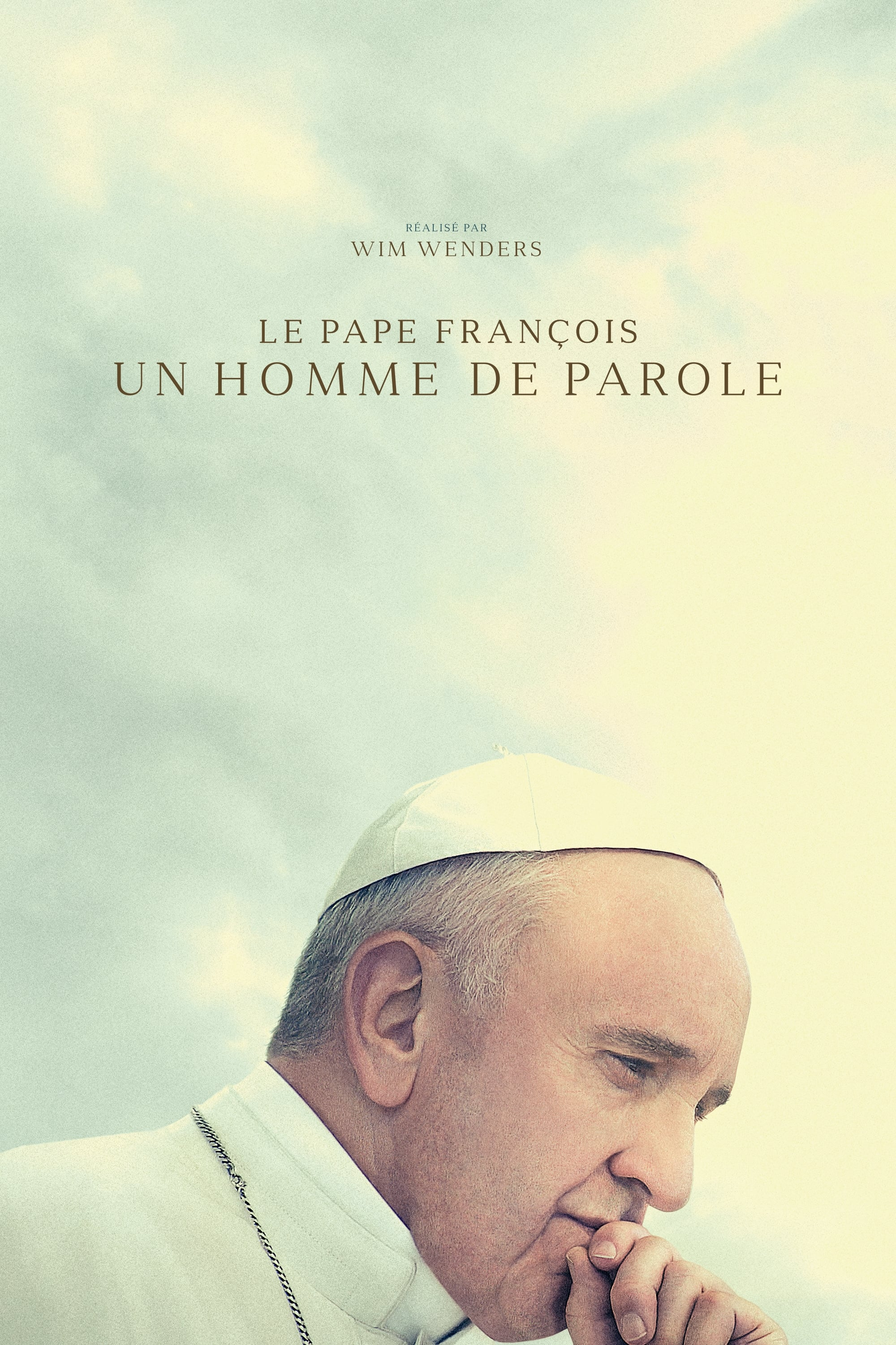 Poster and image movie Film Pope Francis: A Man of His Word 2018