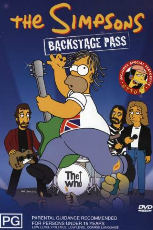 The Simpsons: Backstage Pass Trailer