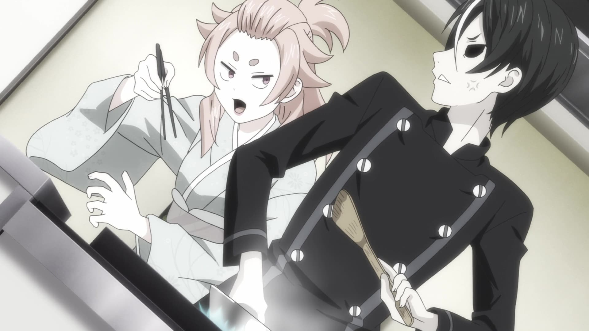 Food Wars! Shokugeki no Soma Season 5 :Episode 12  The Perfect Rocks
