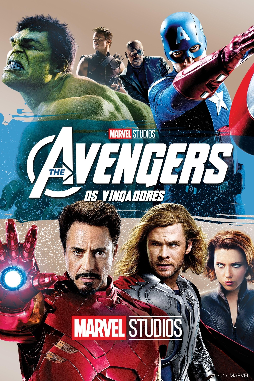 Imagem Os Vingadores