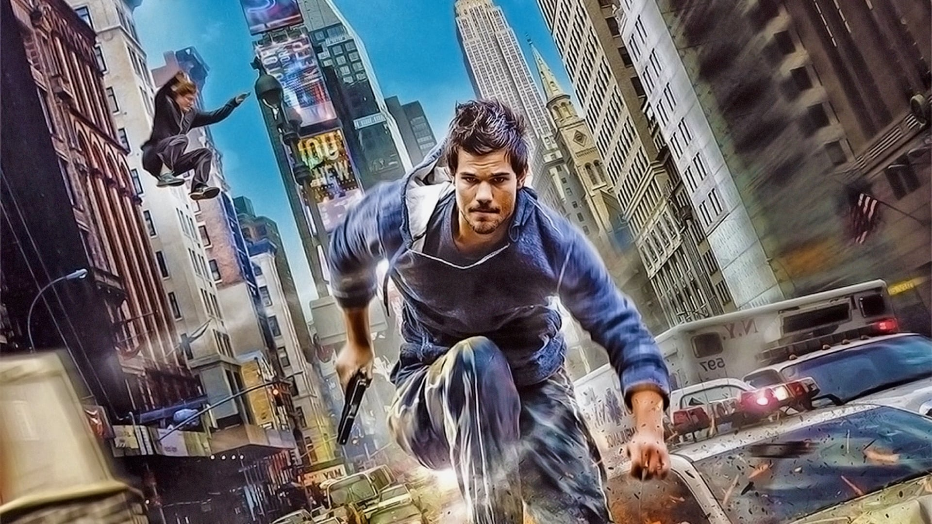 Tracers Movie