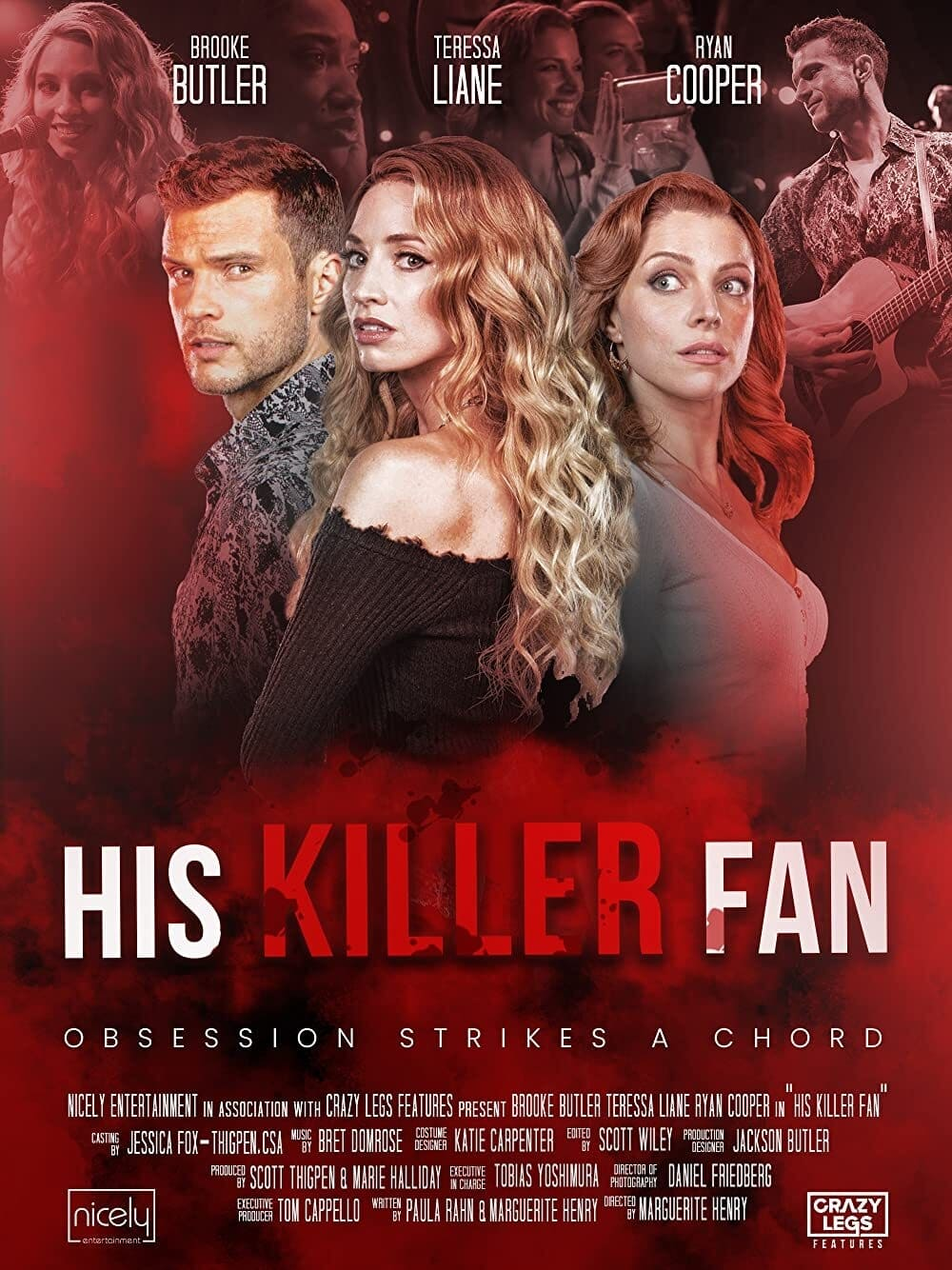 His Killer Fan Legendado