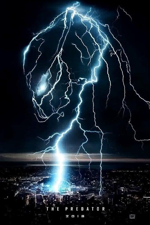 Poster and image movie Film Predătorul - The Predator - The Predator -  2018