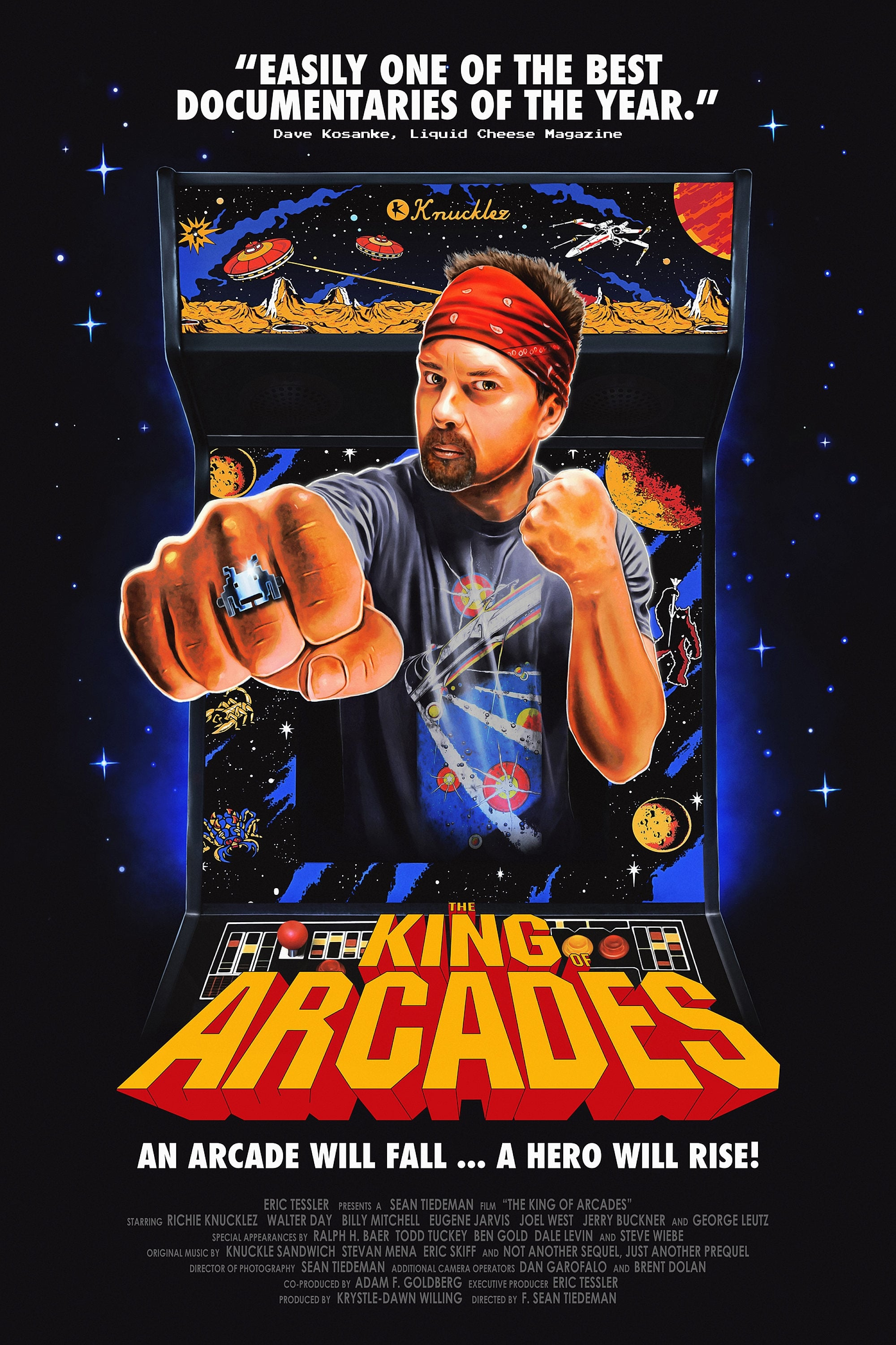 The King of Arcades (2014)