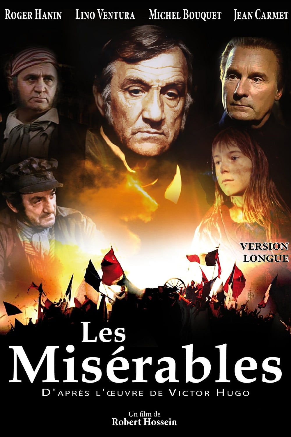 Les Misérables on FREECABLE TV