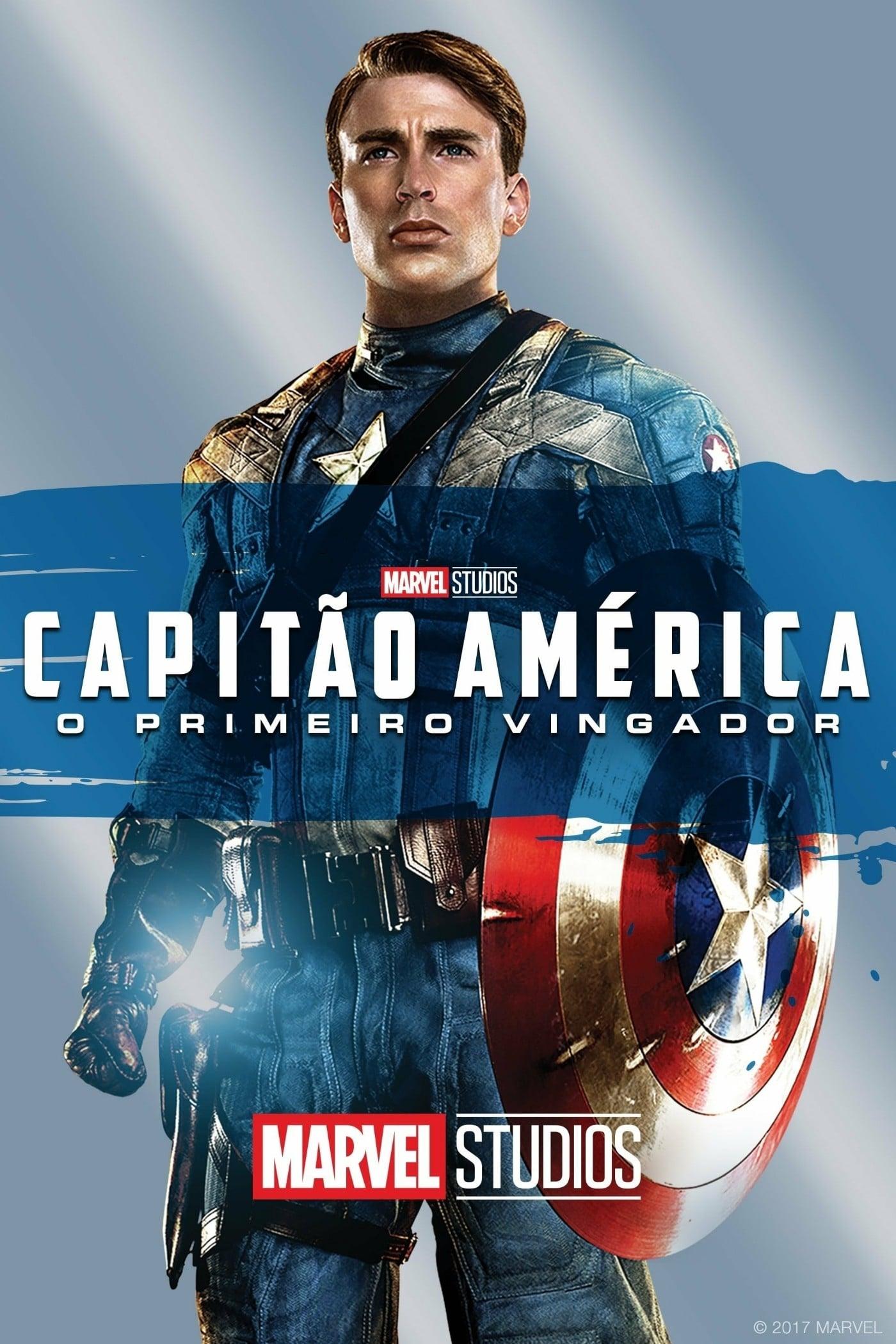 Imagem Capitão América: O Primeiro Vingador