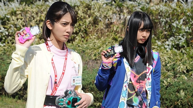 Kamen Rider Season 27 :Episode 30  Strongest VS Strongest!