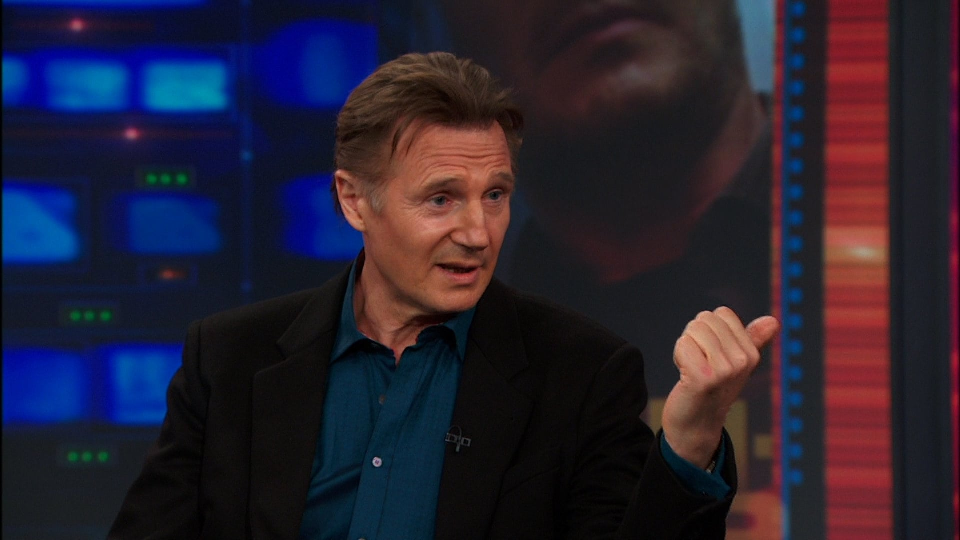 The Daily Show with Trevor Noah Season 19 :Episode 69  Liam Neeson