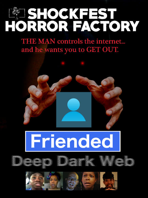 Friended: Deep Dark Web