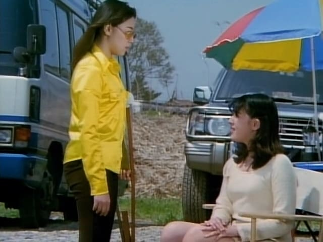 Super Sentai Season 22 :Episode 14  Two Sayas