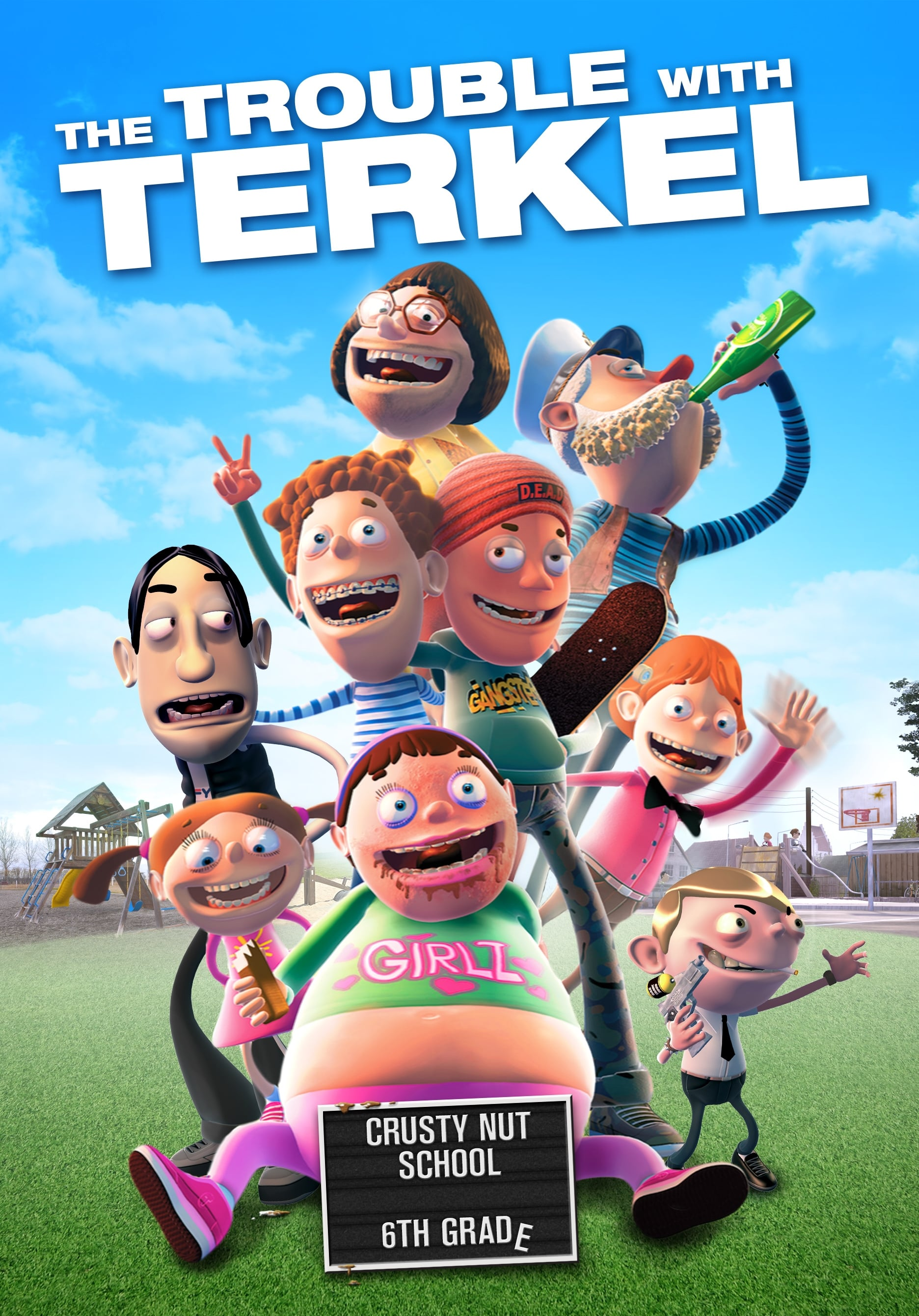 The Trouble with Terkel (2017)