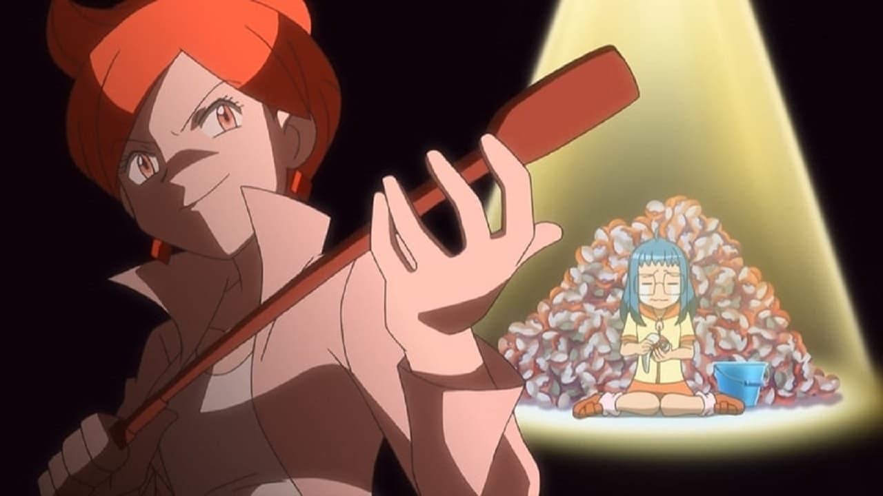 Pokémon Season 16 :Episode 12  New Places... Familiar Faces!