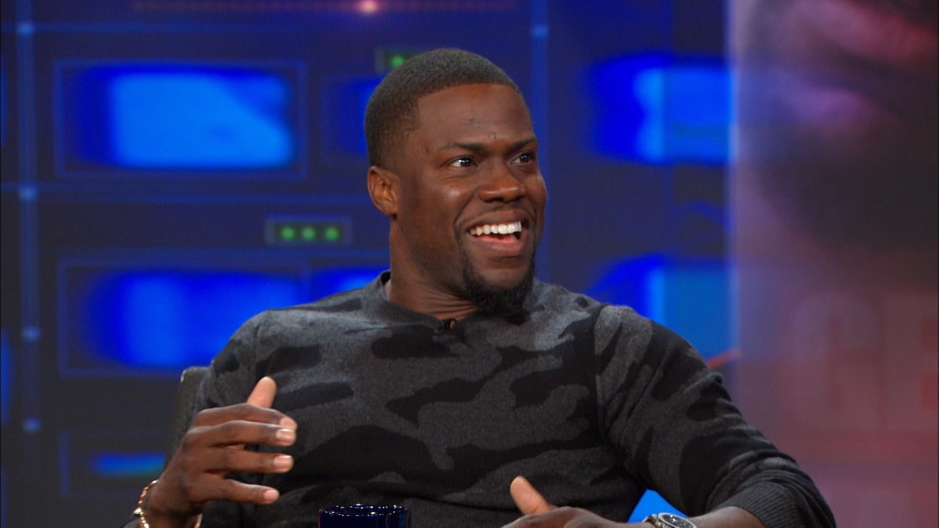The Daily Show with Trevor Noah Season 20 :Episode 78  Kevin Hart