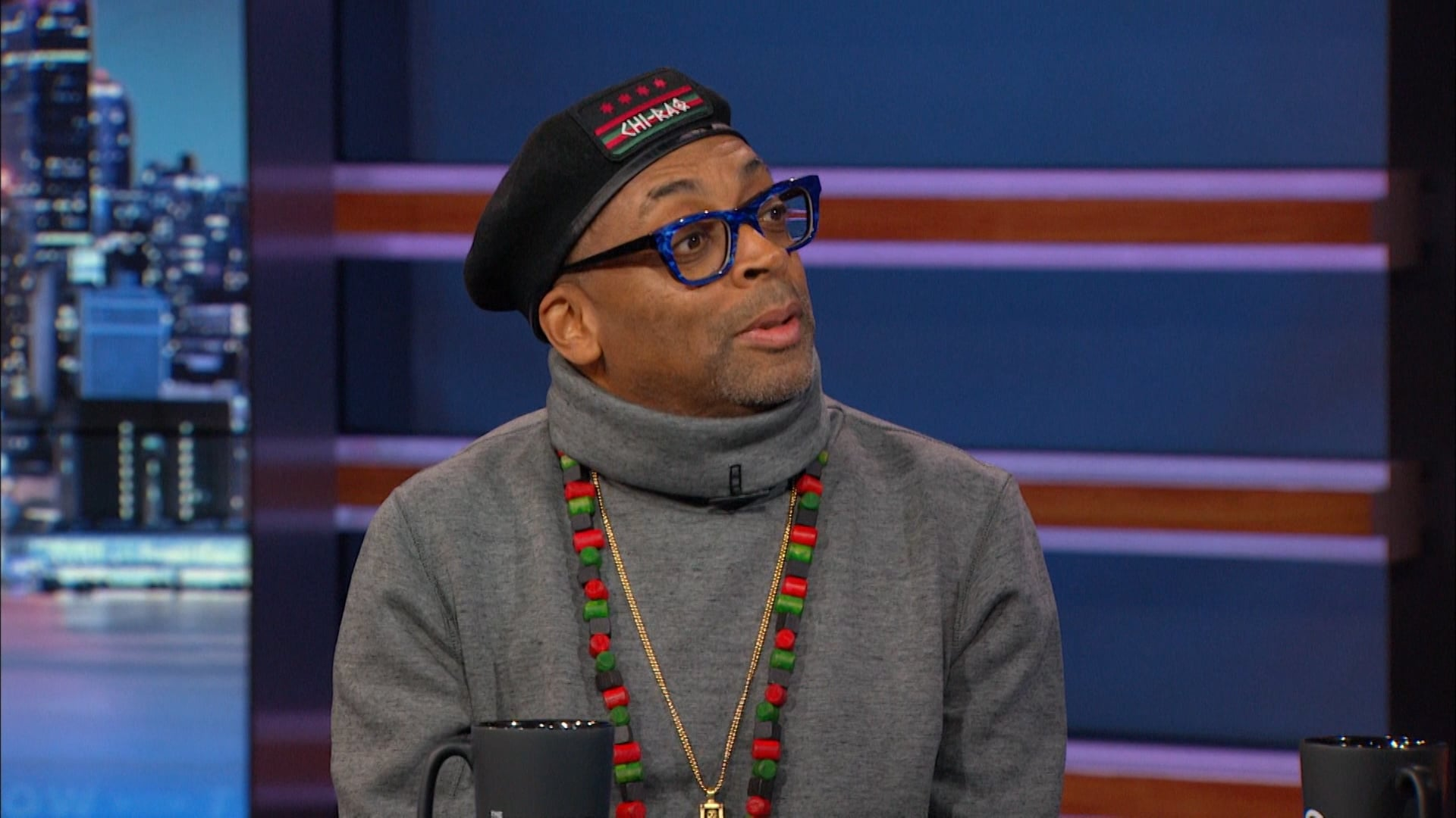 The Daily Show with Trevor Noah Season 21 :Episode 28  Spike Lee