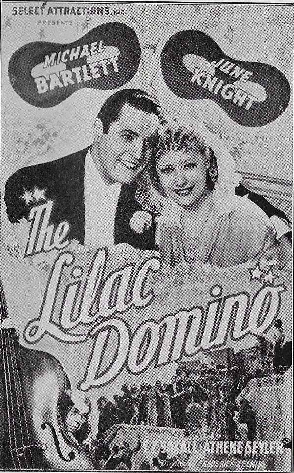 Ver The Lilac Domino Online HD Español (1940)