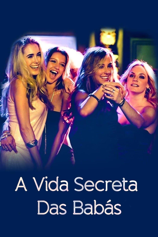 capa A Vida Secreta da Babás