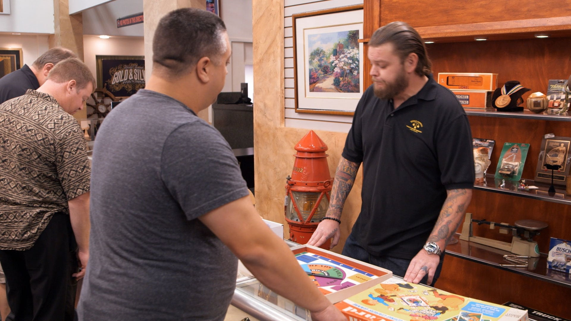 Pawn Stars Season 14 :Episode 26  Stamp Stumped