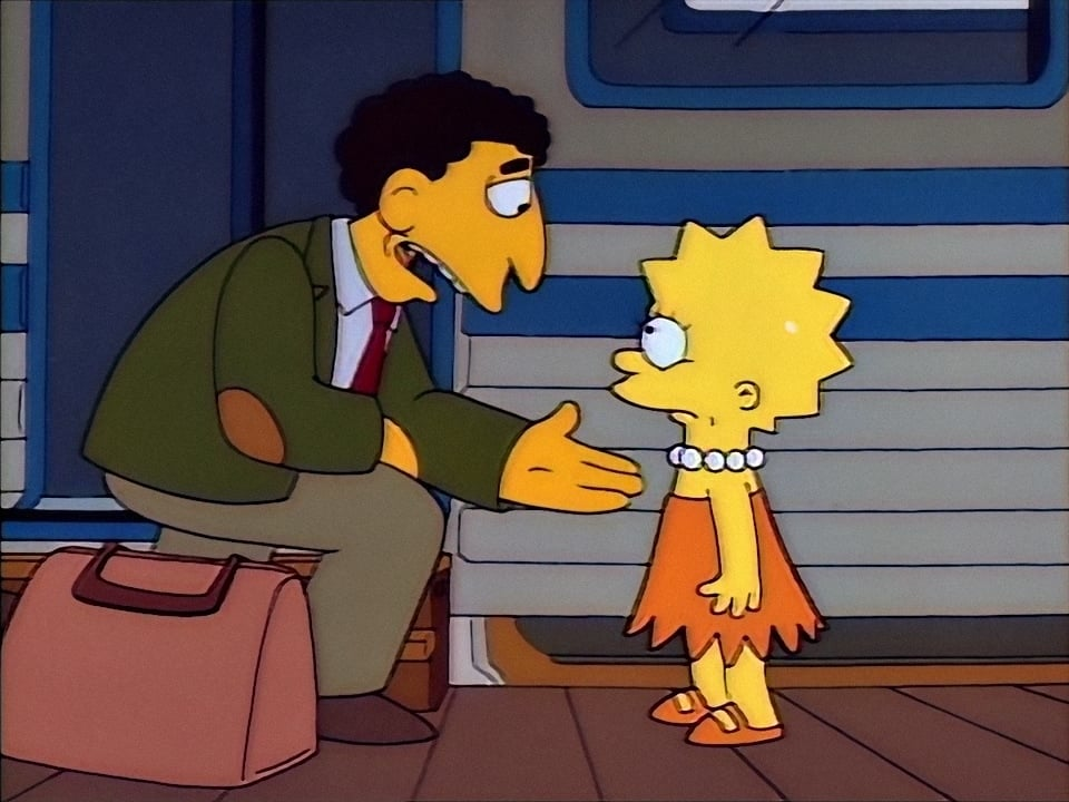 The Simpsons Season 2 :Episode 19  Lisa's Substitute