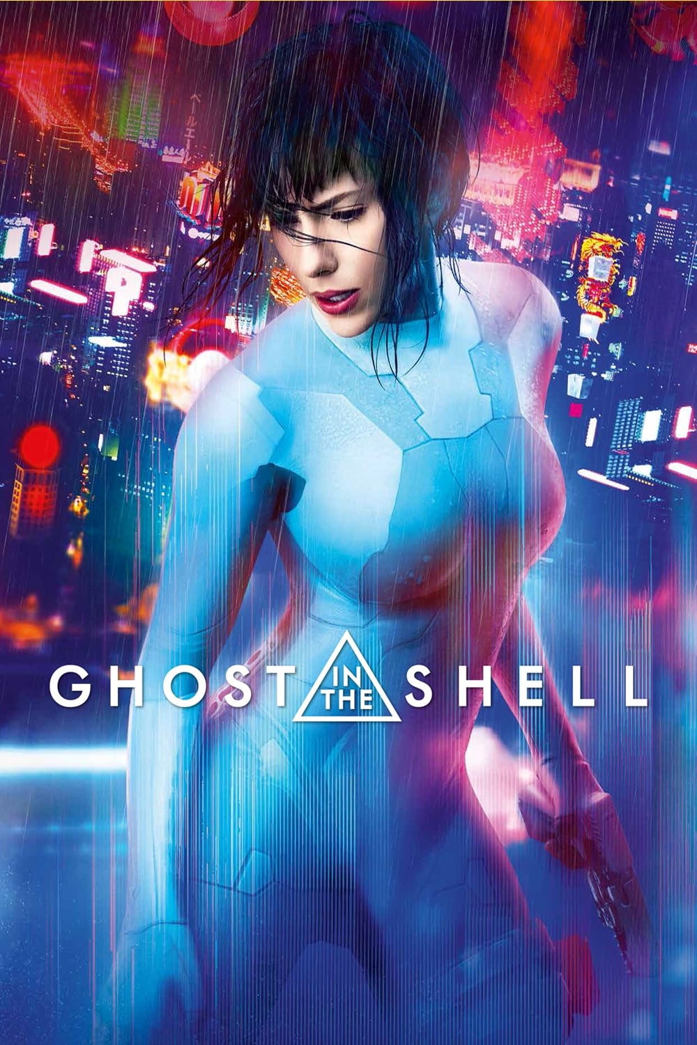 Ghost in the Shell - Agente do Futuro