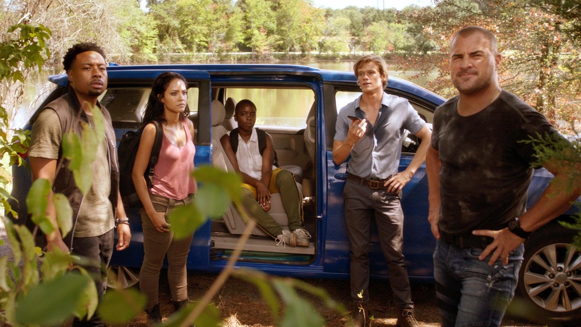 MacGyver Season 3 :Episode 7  Scavengers + Hard Drive + Dragonfly