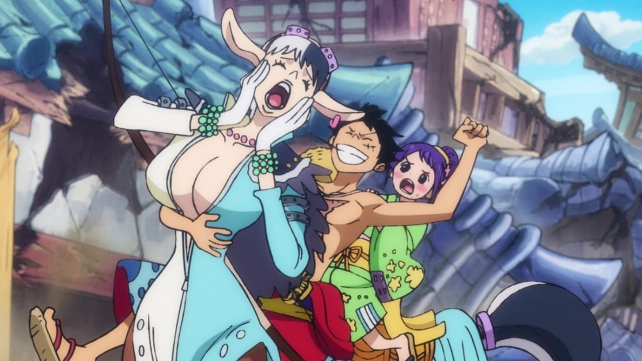 One Piece Season 21 :Episode 906  Duel! The Magician and the Surgeon of Death!