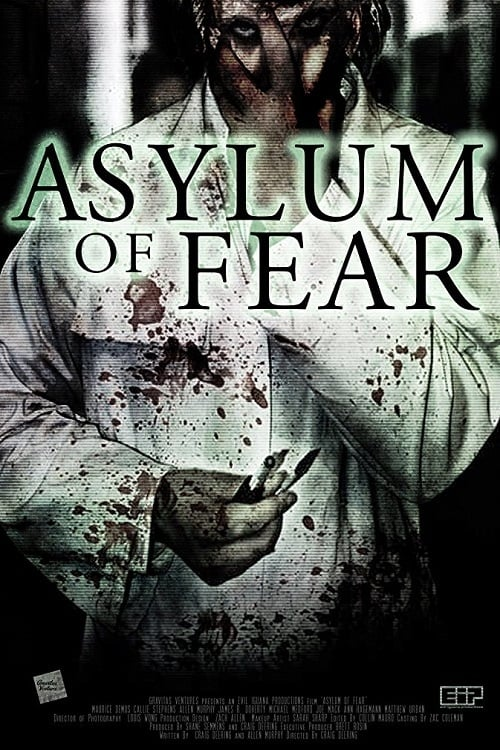 Ver Asylum of Fear Online HD Español (2016)