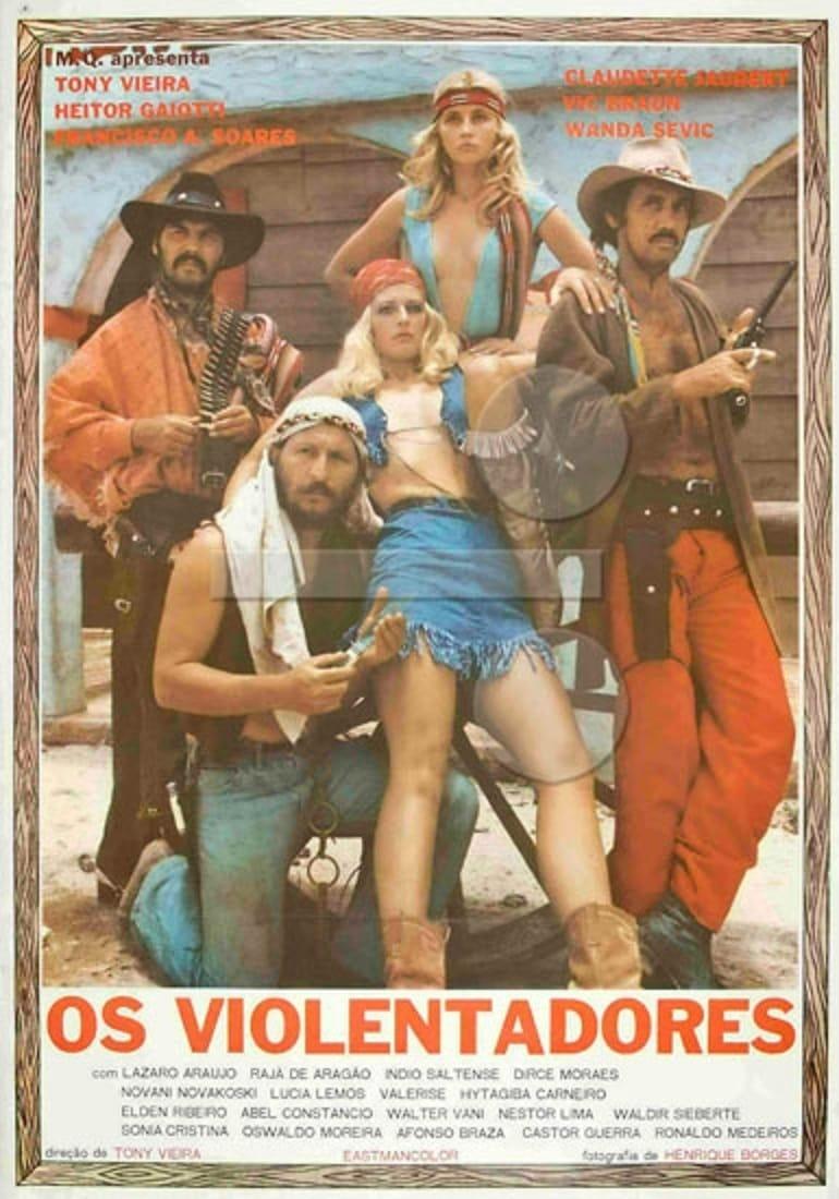 Ver Os Violentadores Online HD Español (1978)