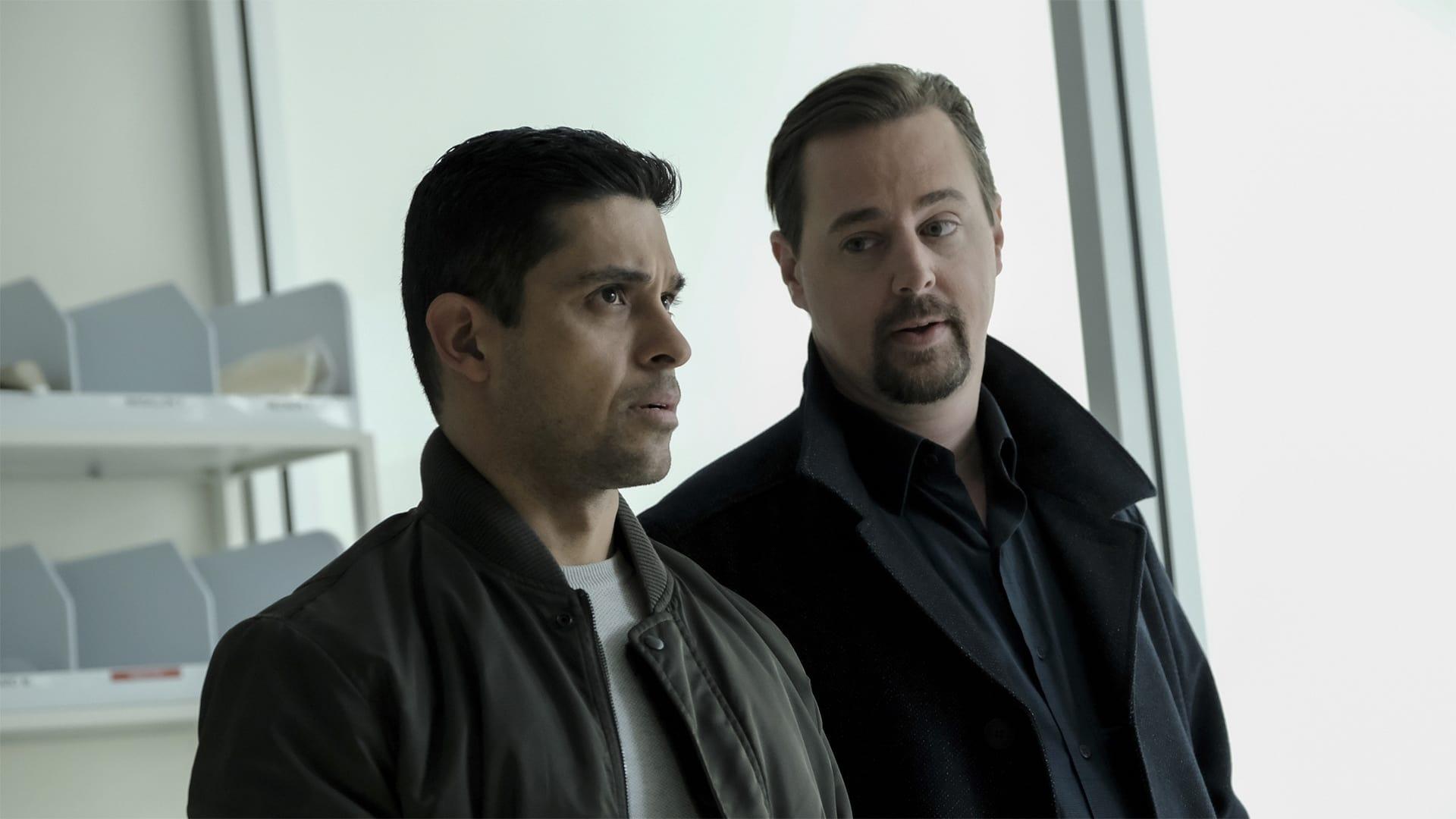 NCIS Season 17 :Episode 13  Sound Off