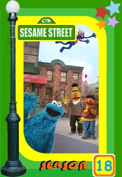 Sesame Street Season 18