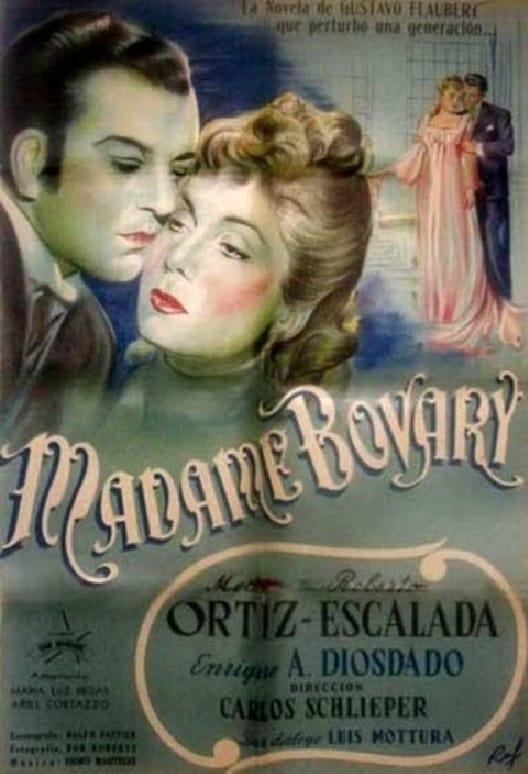 Ver Madame Bovary Online HD Español (1947)