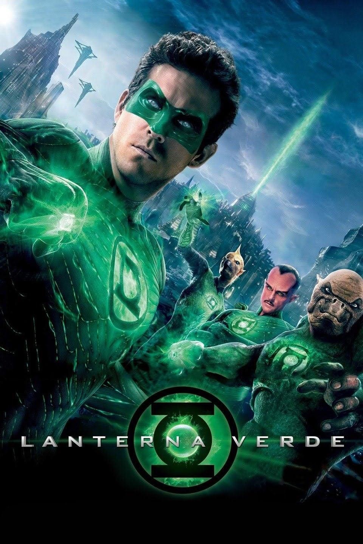 capa Lanterna Verde
