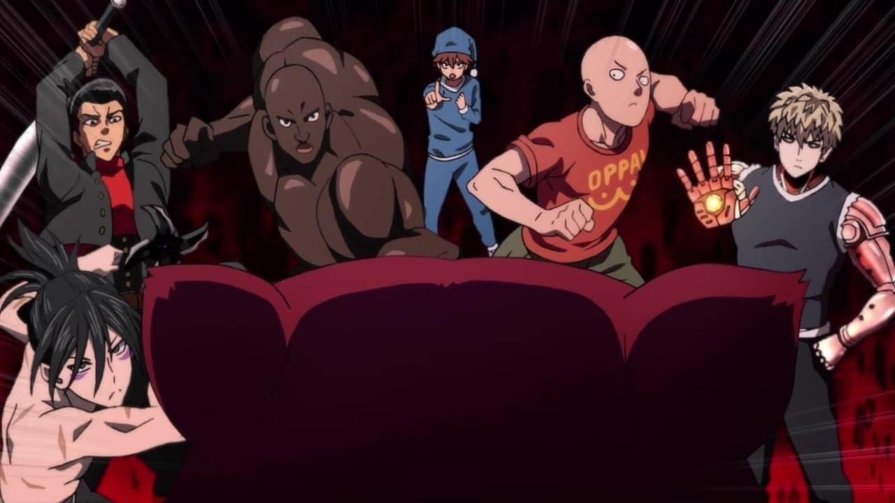 One-Punch Man Season 0 :Episode 14  Episode 14