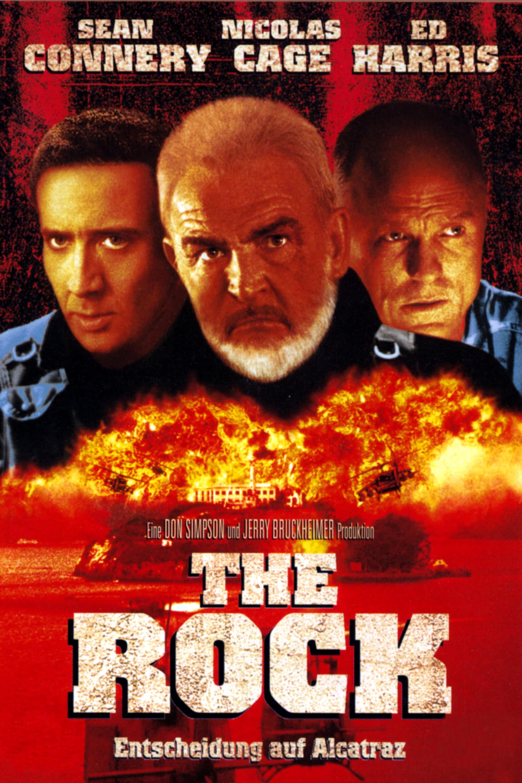 the rock filme