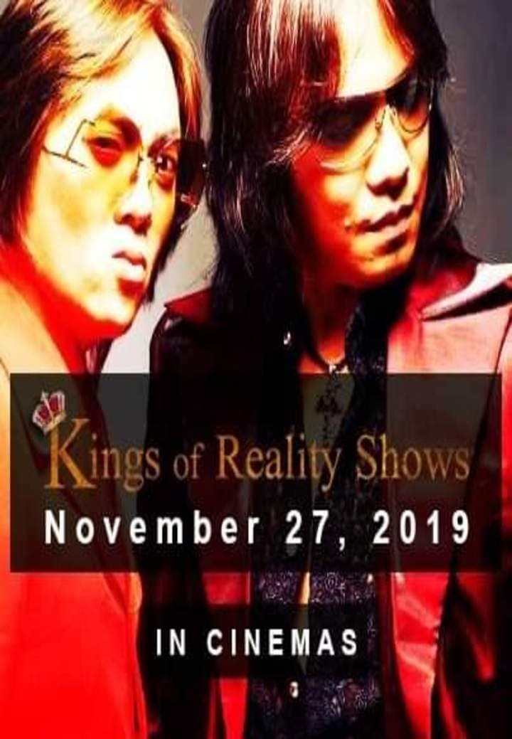 Watch Kings of Reality Shows (2019) Full Movie Online Free