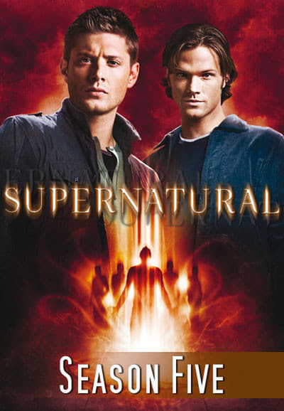 Supernatural 5ª Temporada BluRay Rip 720p Dublado Torrent Download (2009)