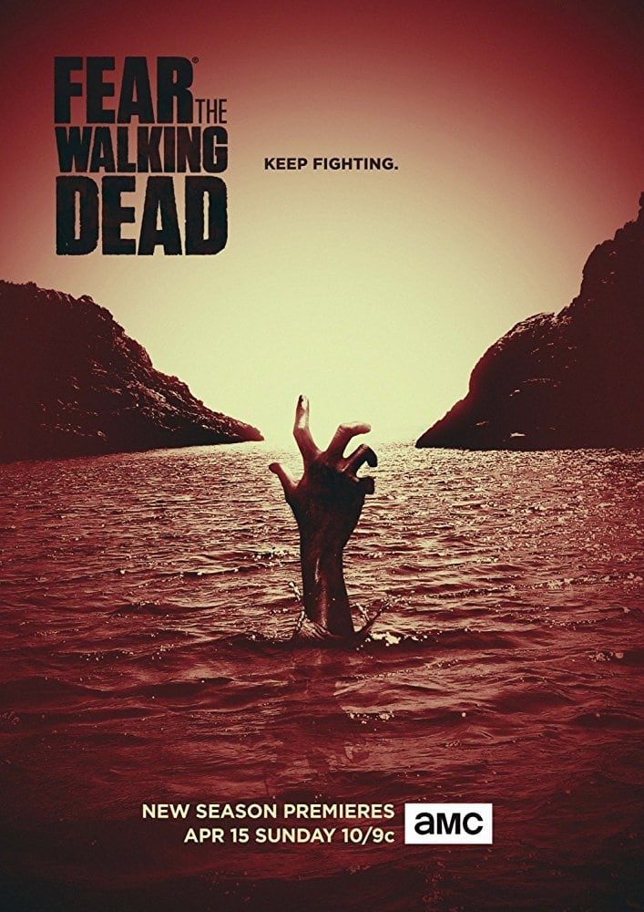 Fear the Walking Dead 4ª Temporada (2018) Torrent - WEB-DL 720p 1080p Dublado / Dual Áudio e Legendado Download