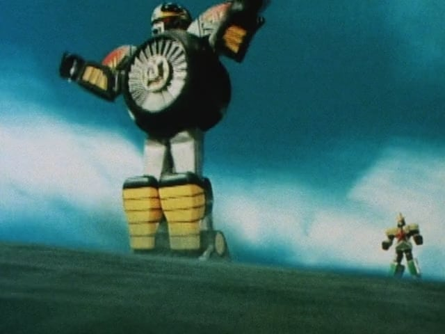 Super Sentai Season 19 :Episode 36  Direct Fart Attack!!