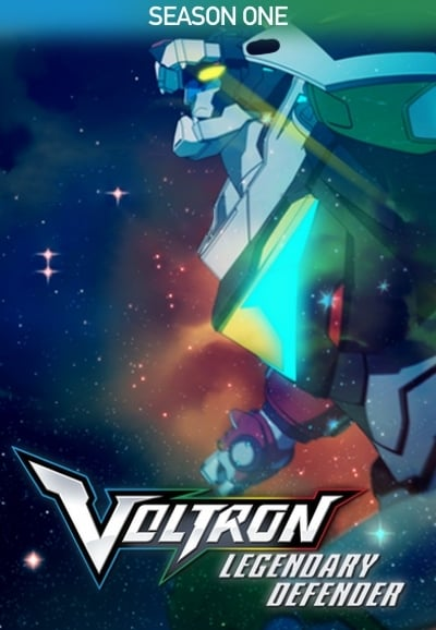 Voltron: Legendary Defender Season 1