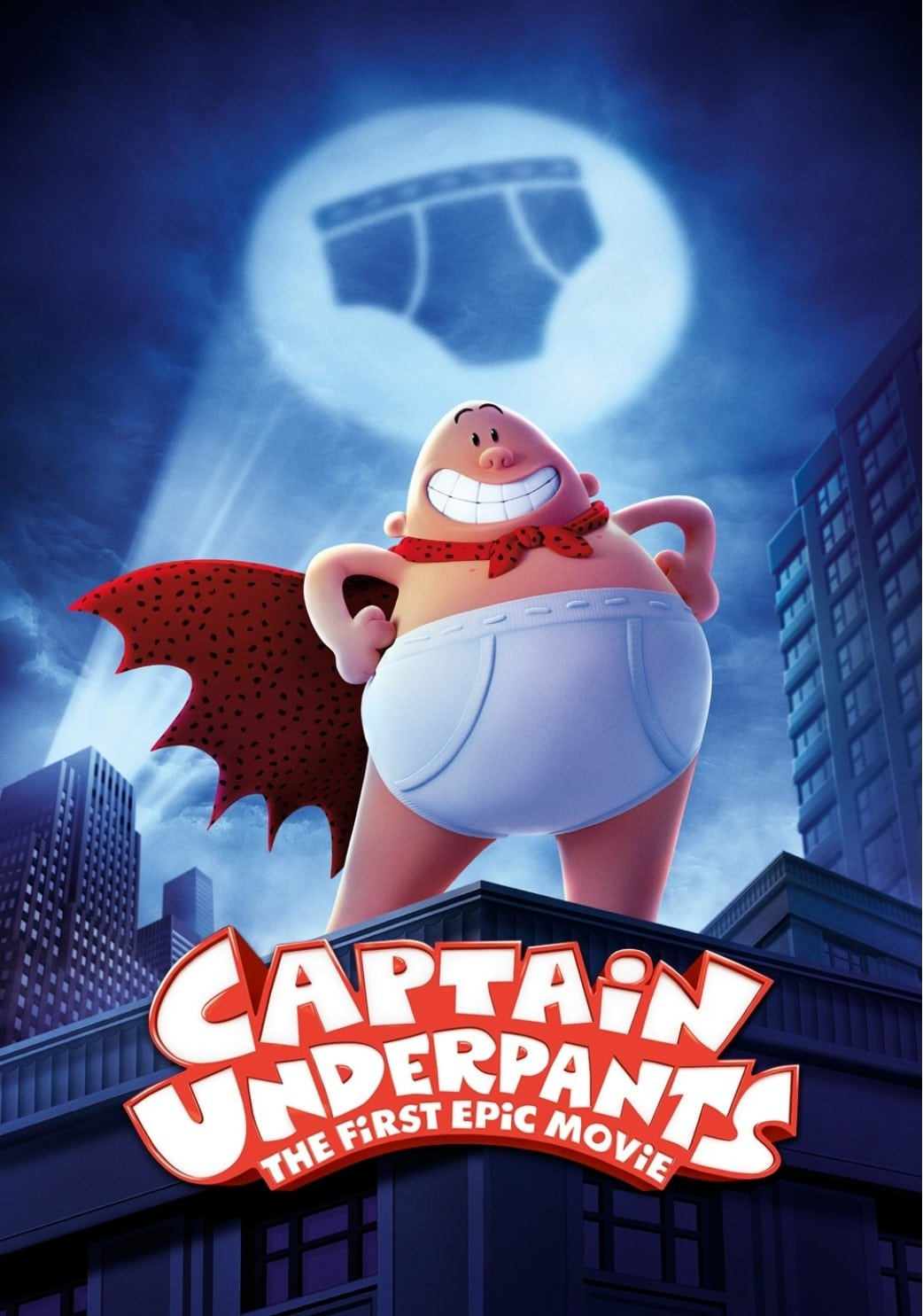 Captain Underpants: The First Epic Movie 123movies