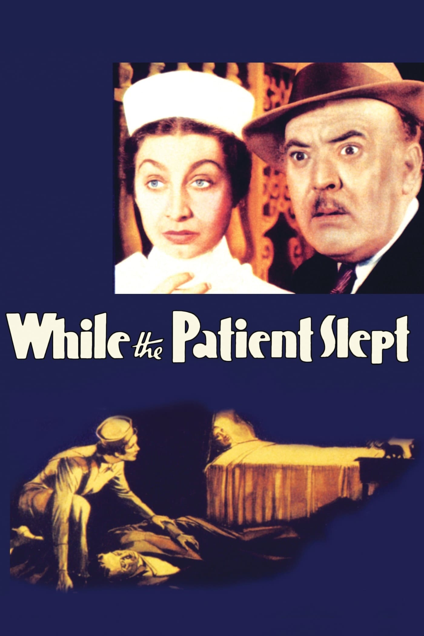 While the Patient Slept (1935)