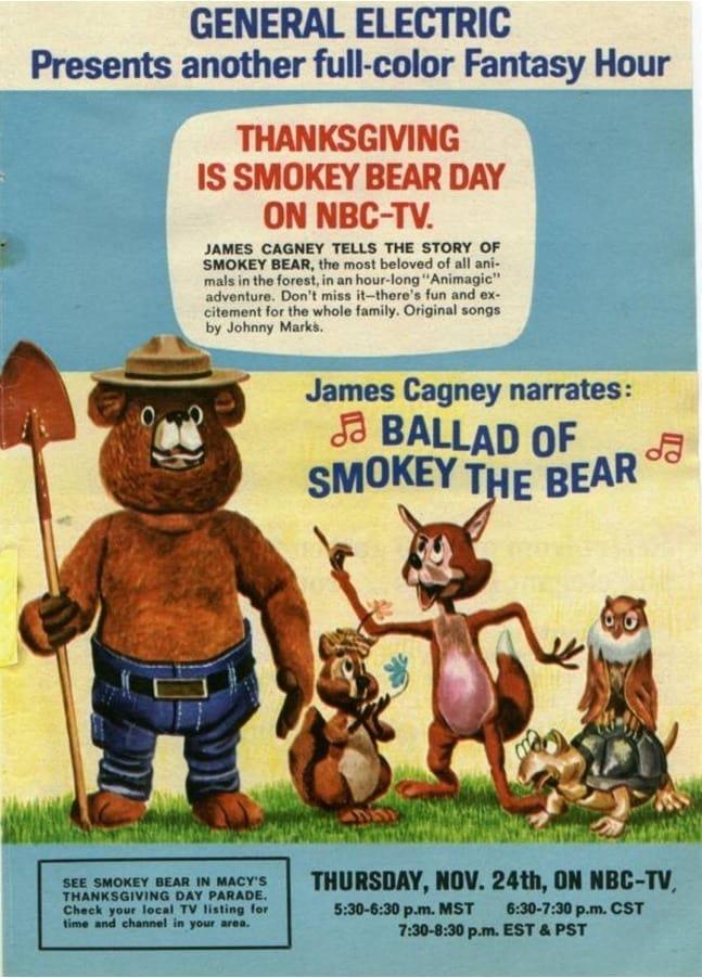 The Ballad of Smokey the Bear (1966)