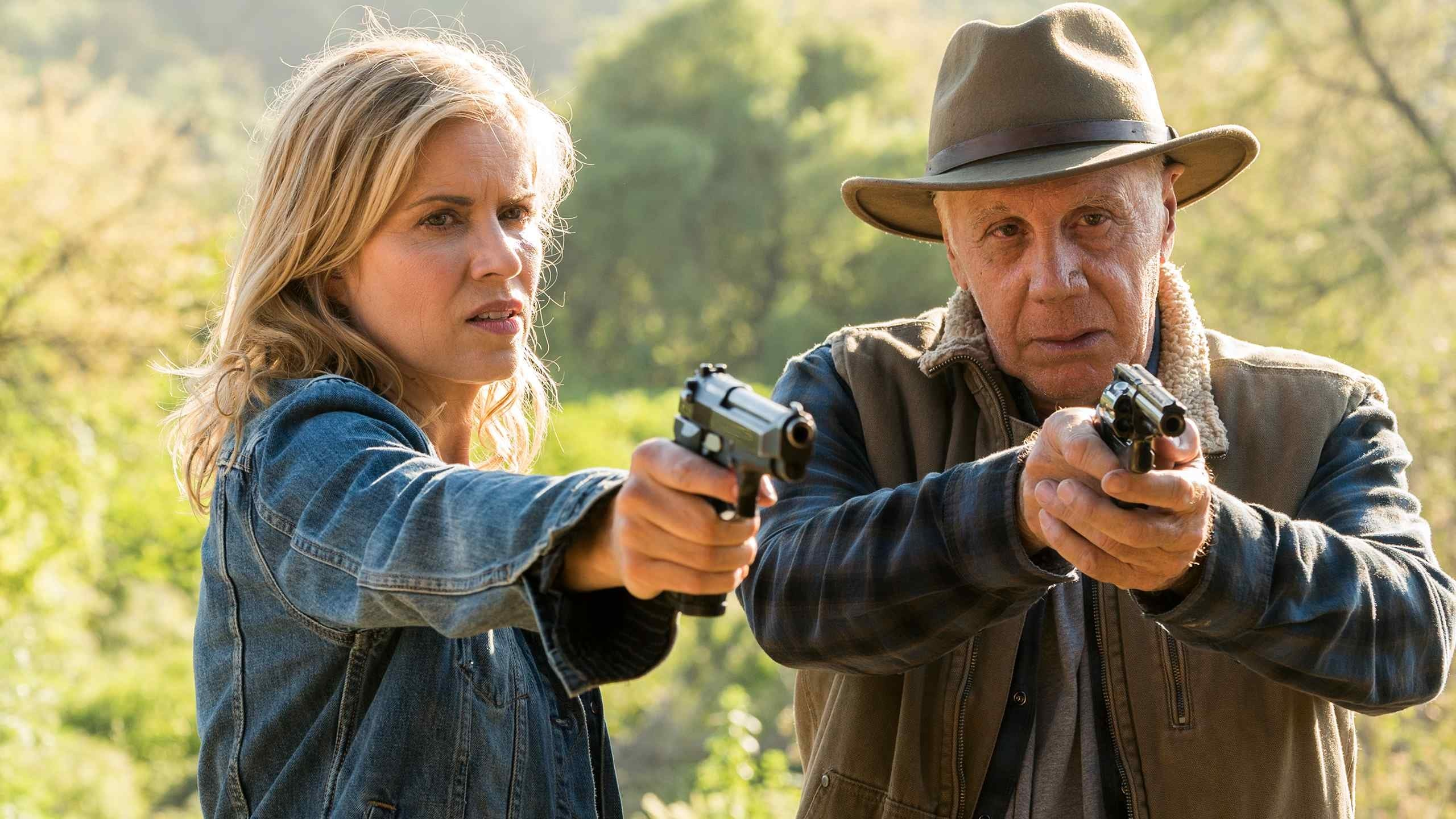 Fear the Walking Dead Season 3 :Episode 6  Rote Erde
