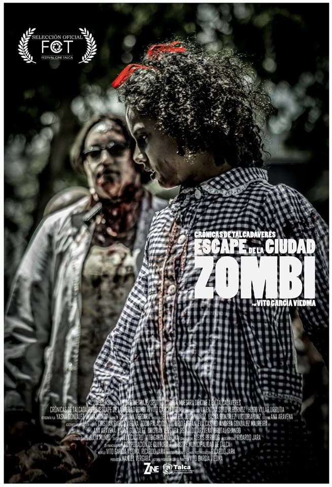 Ver Escape from Zombie City Online HD Español ()