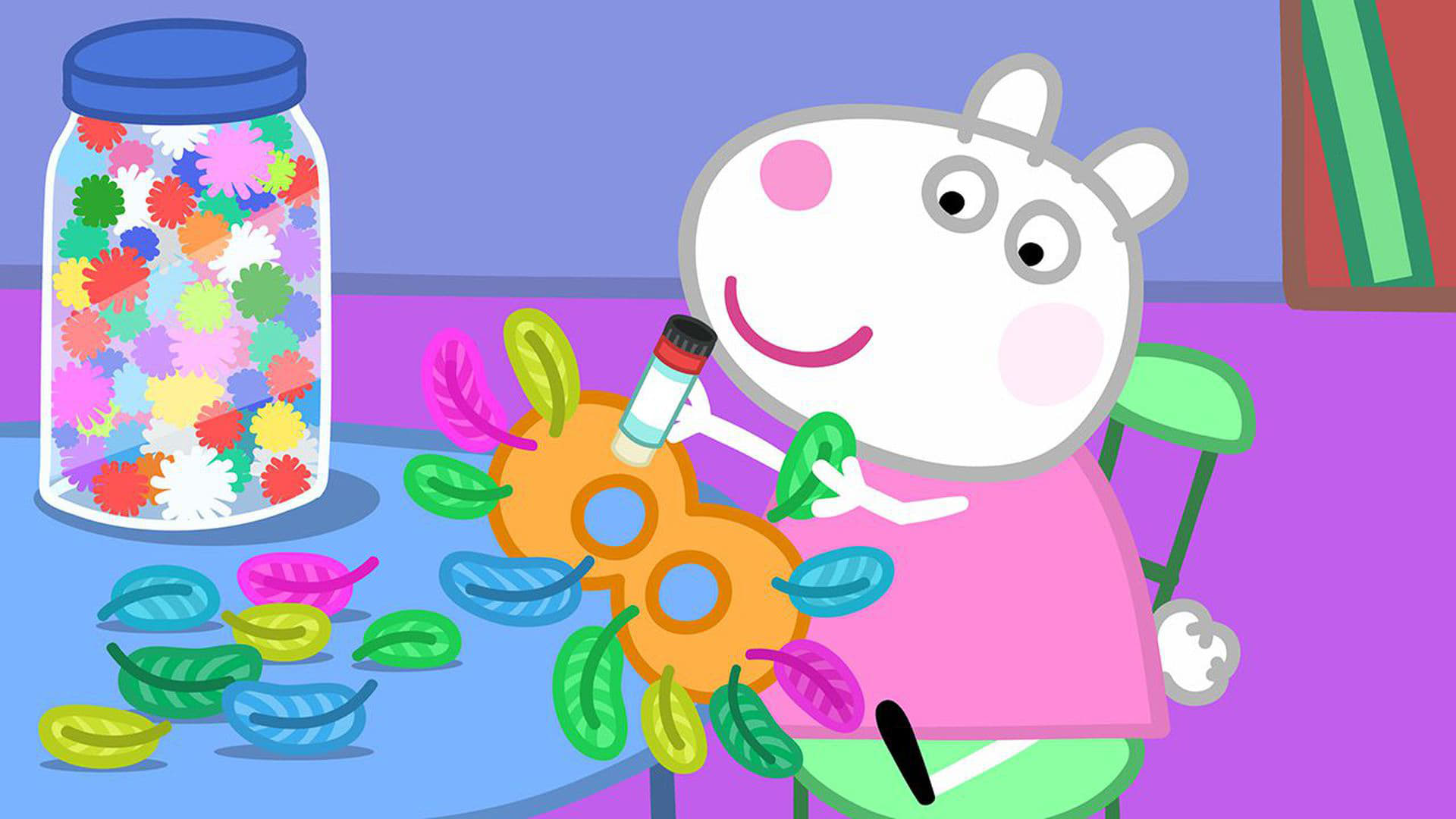 Peppa Pig Season 5 :Episode 24  Masks