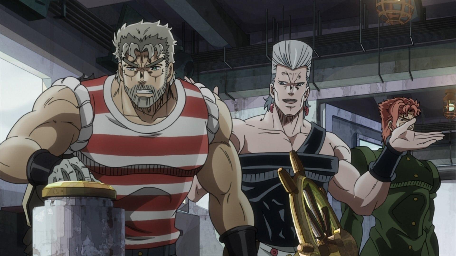 Season 2 :Episode 7  Strength