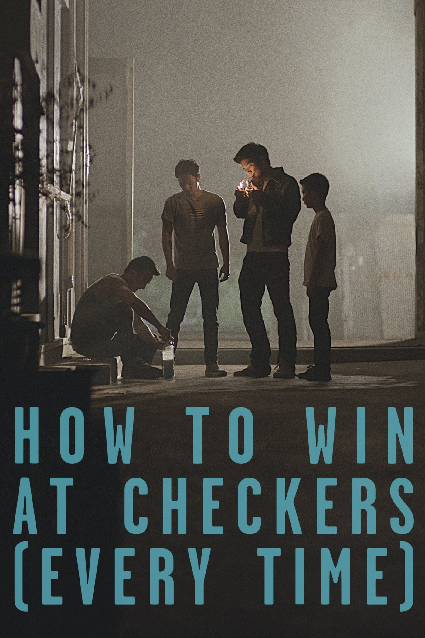 How to Win at Checkers (Every Time) (2015)