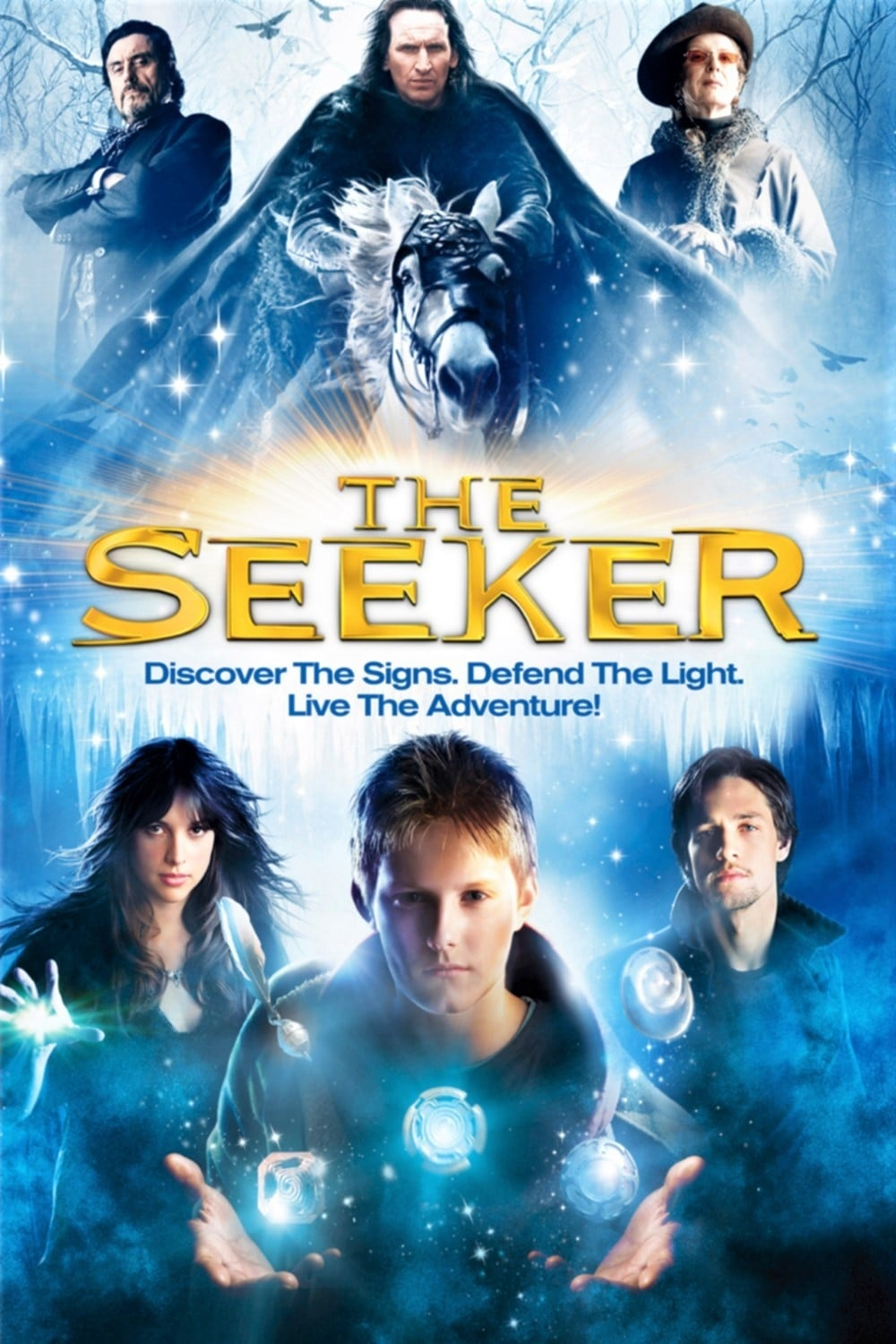 The Seeker: The Dark Is Rising