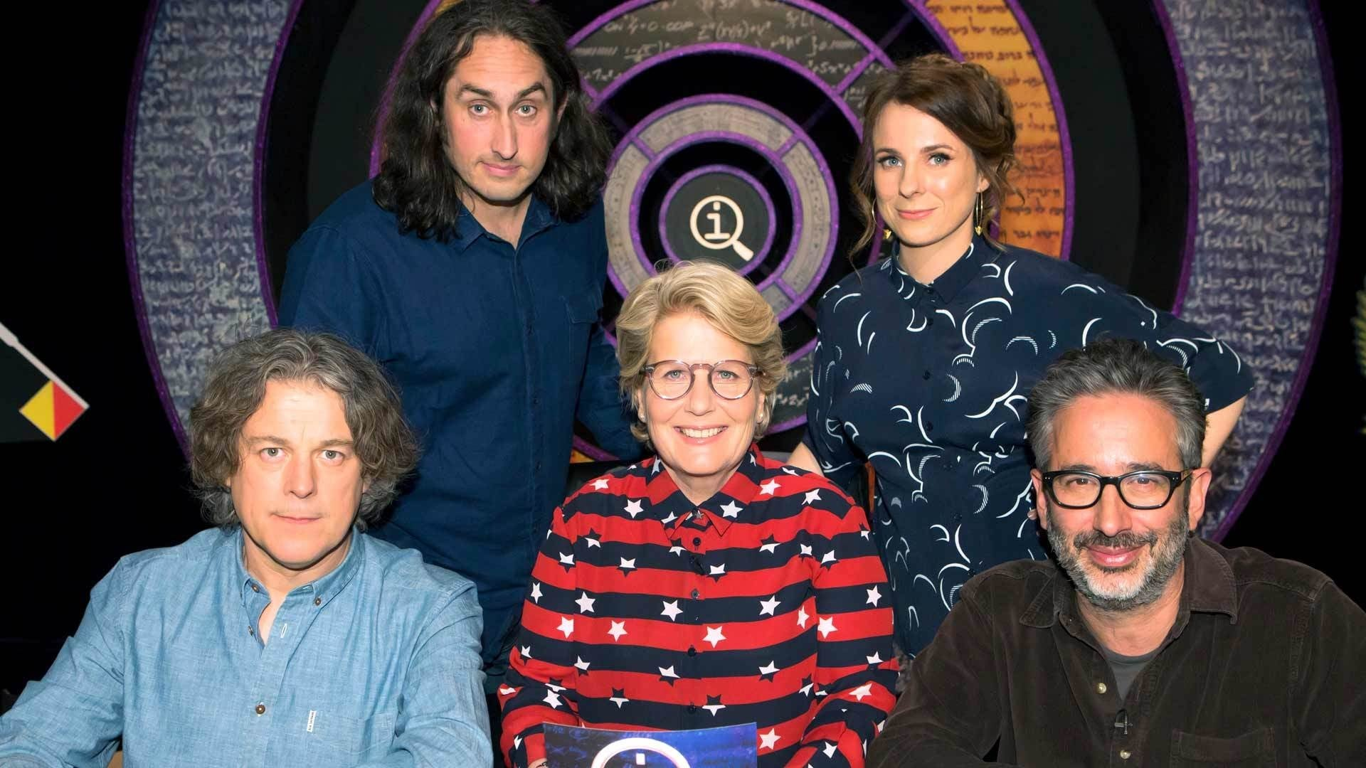 QI Season 14 :Episode 10  Nature/Nurture