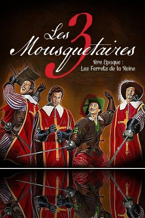 Trys muškietininkai: Karalienės deimantai / Les trois mousquetaires: Première époque - Les ferrets de la reine (1961) žiūrėti online