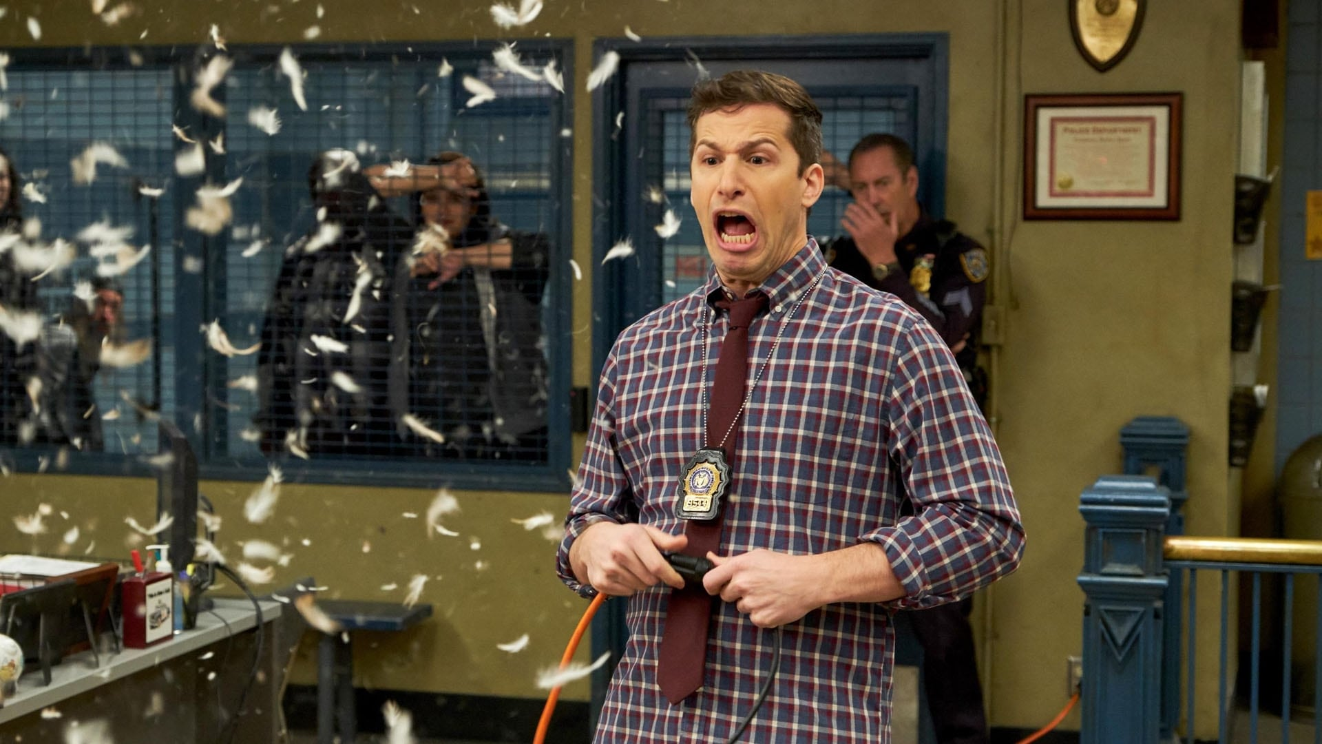 Brooklyn Nine-Nine - Season 5 Episode 16 : NutriBoom